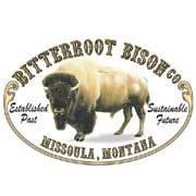 bitterroot bison logo