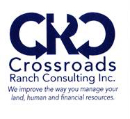 Crossroads Ranch Consulting Logo