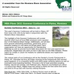 MBA Winter Newsletter Image